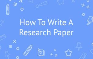 How to make abstract of the research paper